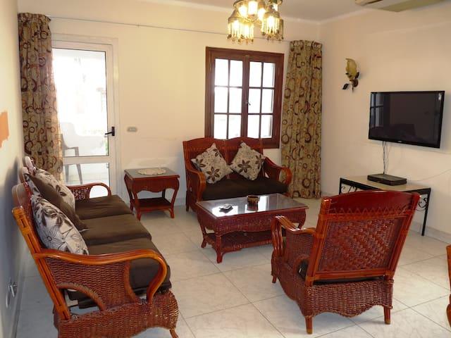 Delta Sharm Villa 4 Terraces & Roof Terrace