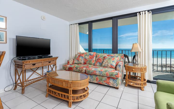 Gulf Front 1 Bedroom - Island Winds East 305