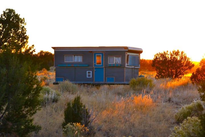 *COPPER* Trailer near Grand Canyon