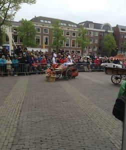 Ferienhaus Bobby  - Amsterdam und Alkmaar ganz nah - Wervershoof - Rumah