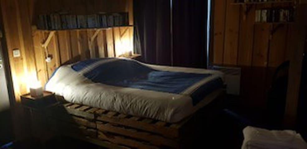 Location chambres au cap ferret  2 ou 3 personnes