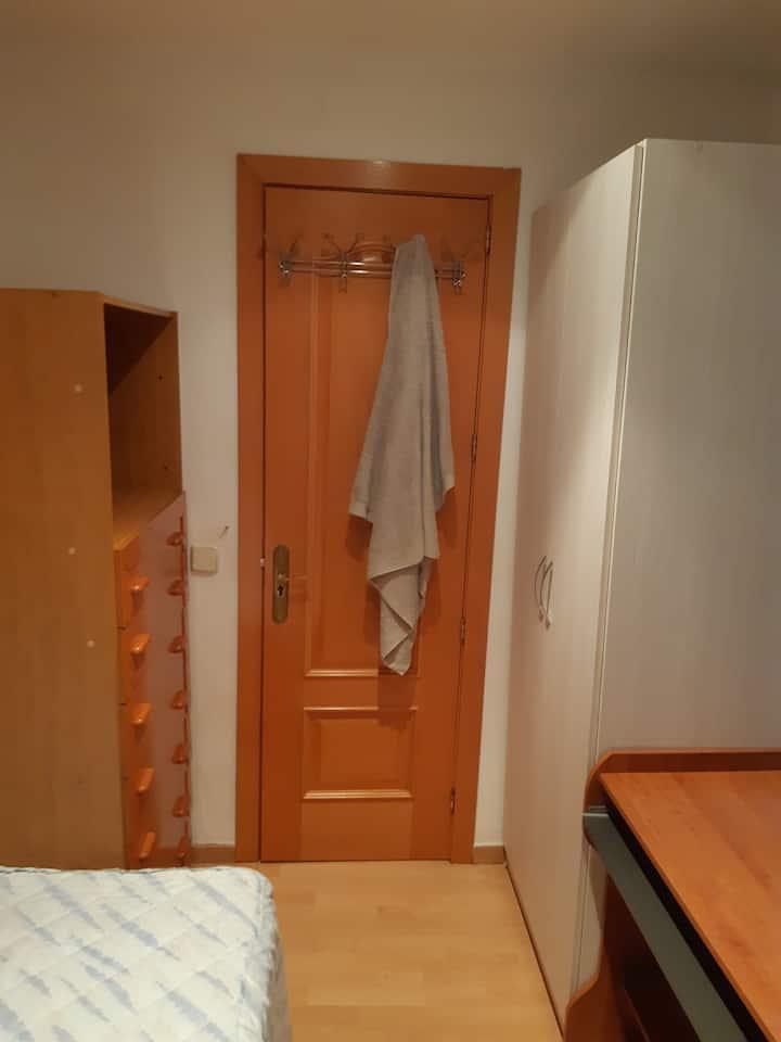 Habitación Individual en Sant Antoni