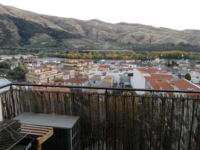 Tranquilo apartamento en la Sierra granadina - Cenes de la Vega