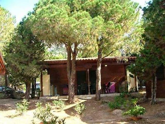 Sardinia Camping Cala Gonone**** - Bungalow 2 people