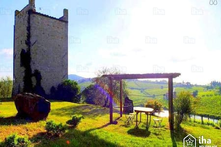 A paradise for families and couples - Radda in Chianti - Villa