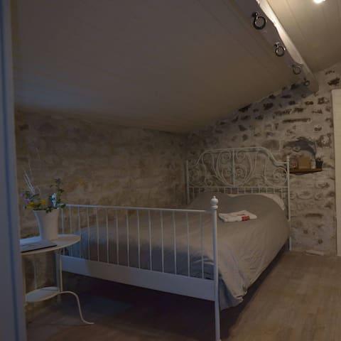 Chambre du Domaine de Royer - Boffres - Guesthouse