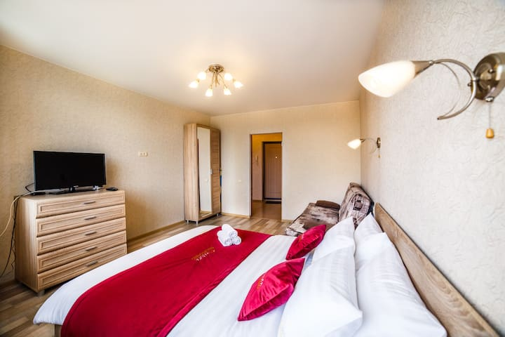 Апартаменты на Вилонова (38)