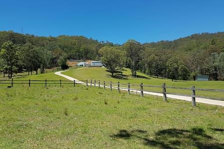 200 Acres of Paradise - Brand New Home - Cedar Creek