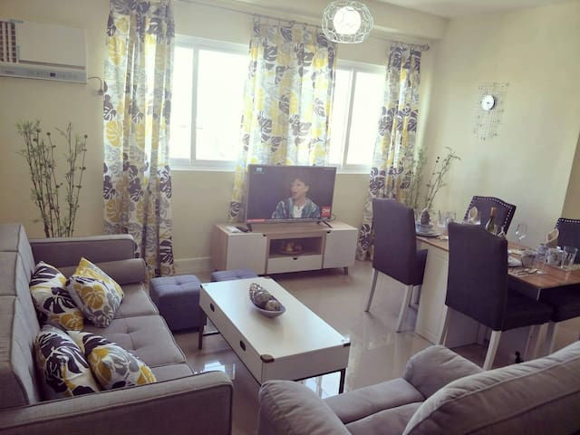 Elegantly Furnished 2 Bedroom Unit GRAND RESIDENCE