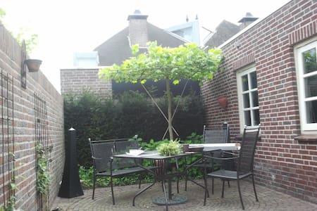 "B&B ""de Tuinkamer"" nabij Den Bosch - Heeswijk Dinther"