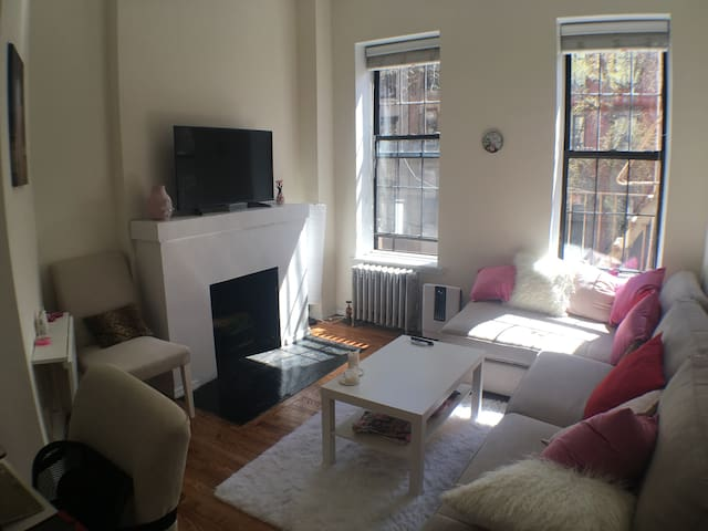 Greenwich/West Village Sunny real one bedroom apt!