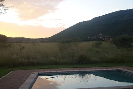 Euphoria bushveld bliss. Private, spacious house