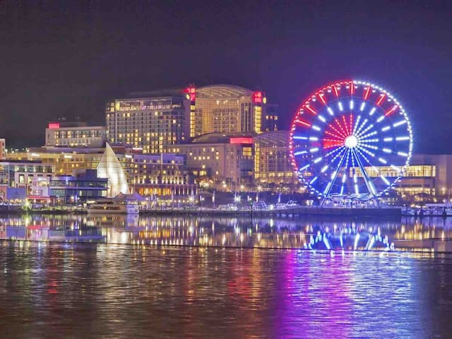 National Harbor/ MGM / Gaylord Area