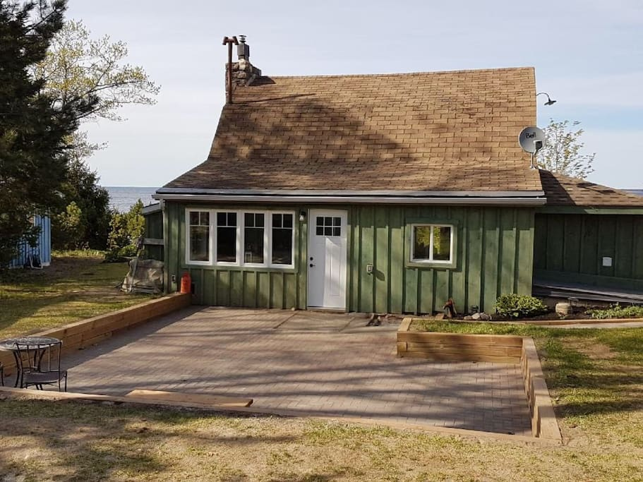 Cozy Cottage In The Heart Of Georgian Bay Vacation Homes For Rent In Tiny Ontario Canada