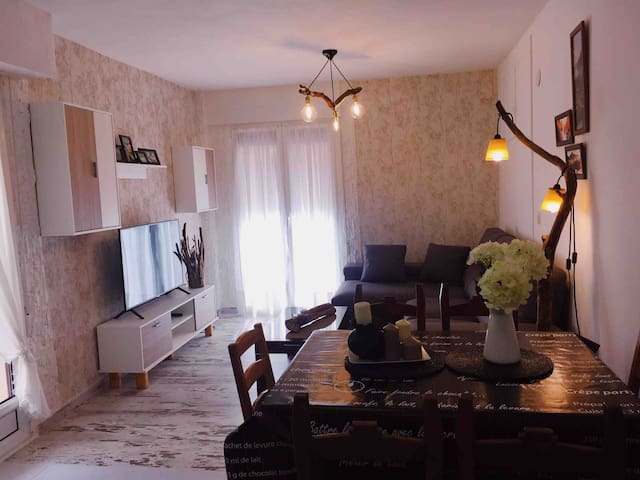 Apartamento con encanto en San Sebastián, Orio