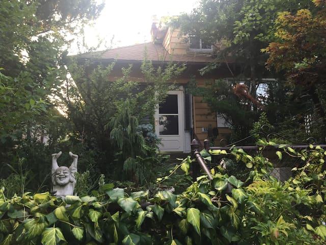 Zen house in Brookland - Washington - Talo