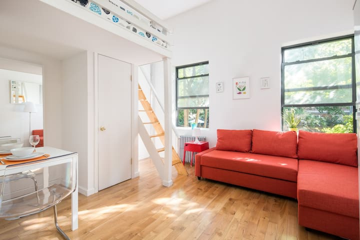Beautiful Studio Chelsea! - New York - Loft
