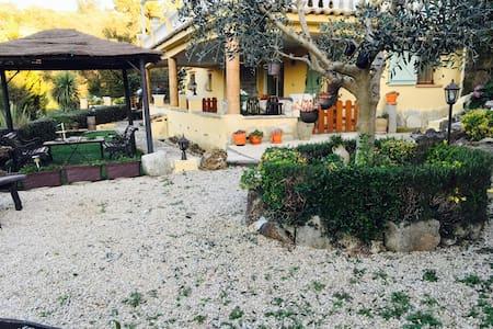 Rez de jardin arboré de plantes - Les Adrets-de-l'Estérel - Wohnung