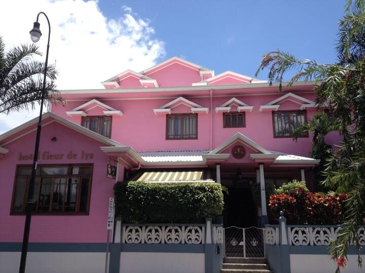 Hotel Fleur de Lys   San Jose   Master con Jacuzzi