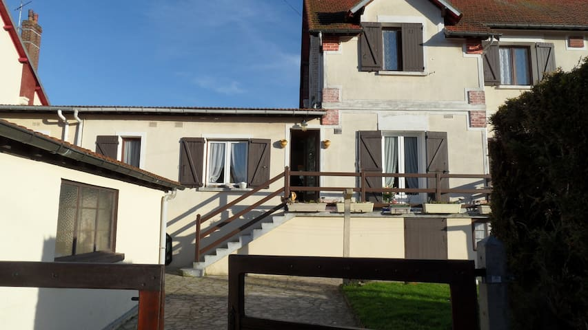 RIVIERE anna leone - Dives-sur-Mer - Bed & Breakfast