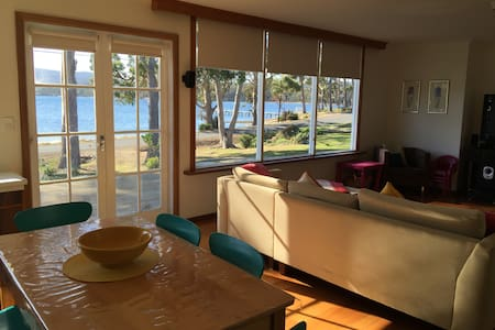 Waterfront holiday house - Port Arthur - Dom