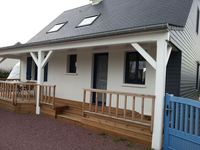 Villa individuelle, 2,5 km plage, tout confort - Gouville-sur-Mer - Casa