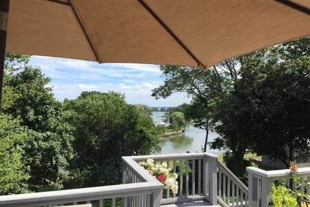 Le petit paradis de Kālyana! - 新罗谢尔(New Rochelle) - 住宿加早餐