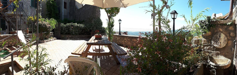A paradise near Fiuggi (free Wi-Fi included)