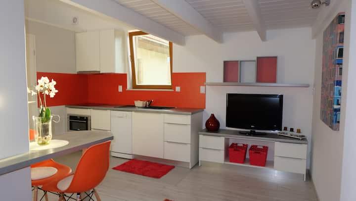Studio 33m² Indépendant Climatisé / Hautes-Alpes
