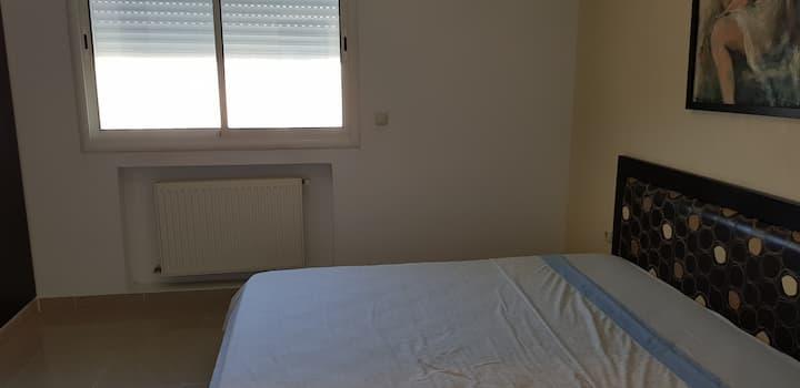 à louer appartement S+1 sur route Sousse,Monastir