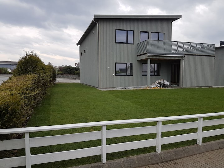 Brand new house near Sandnes centre & Pulpit Rock