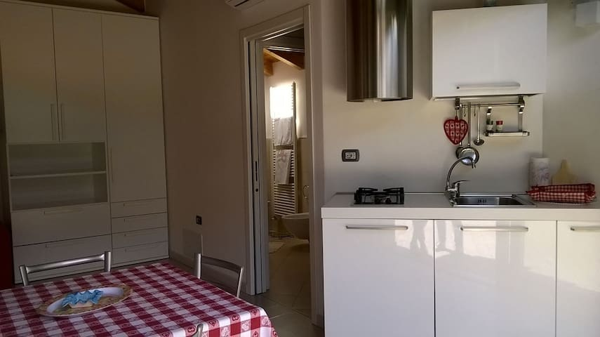 La casa di Wilma - Mezzarro - Appartement