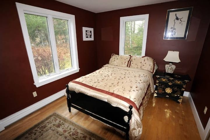 Cozy room, continental breakfast - Falmouth - Casa