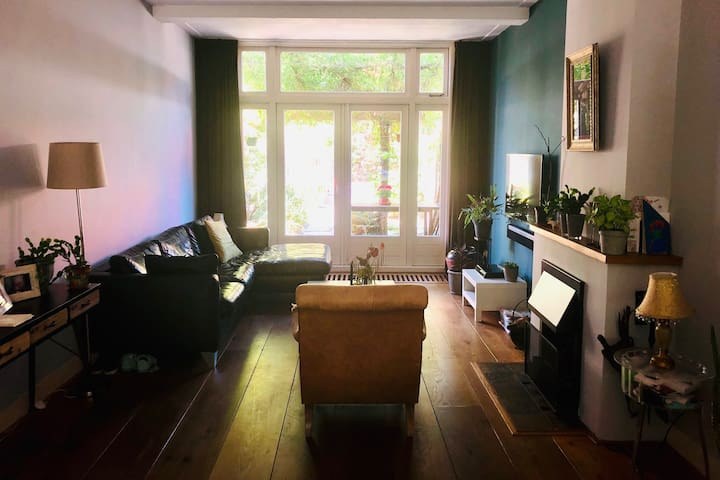 Nice house in Haarlem only 30 min from Amsterdam