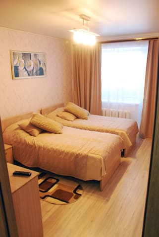 Pechory Apartment (2 rooms)