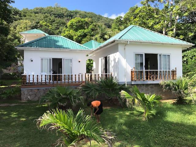 Amazing Beachfront Hideaway1 - Anse La Blague