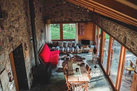 """""""Cabaña Toscana"""".... en Tapalpa. By NOMADAbnb"""