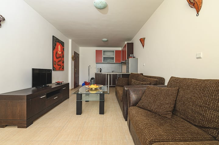Big family apartment near the beach