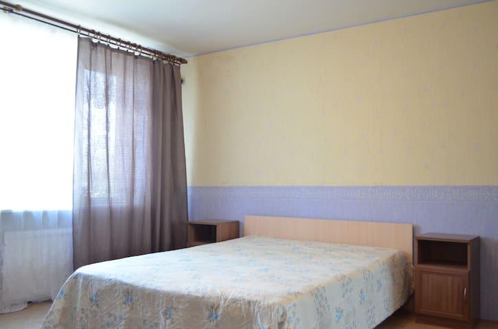 Уютная двухкомнатная квартира в Колпино