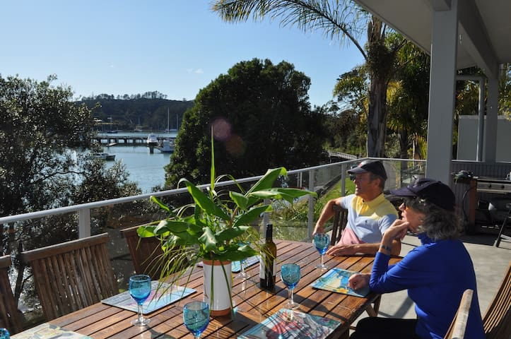 """Bay of Islands  """"The Sailors Rest"""""""