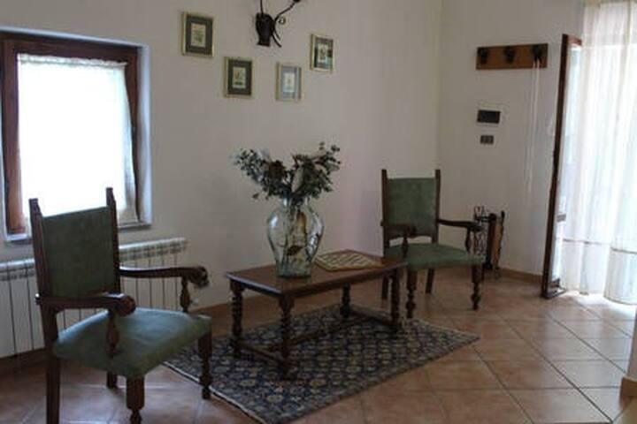 LA FRAGOLA NEL BOSCO DEL MONTE AMIATA