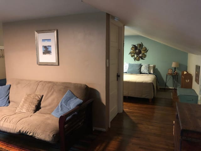 Terneys Roost, a quiet stay just minutes from town