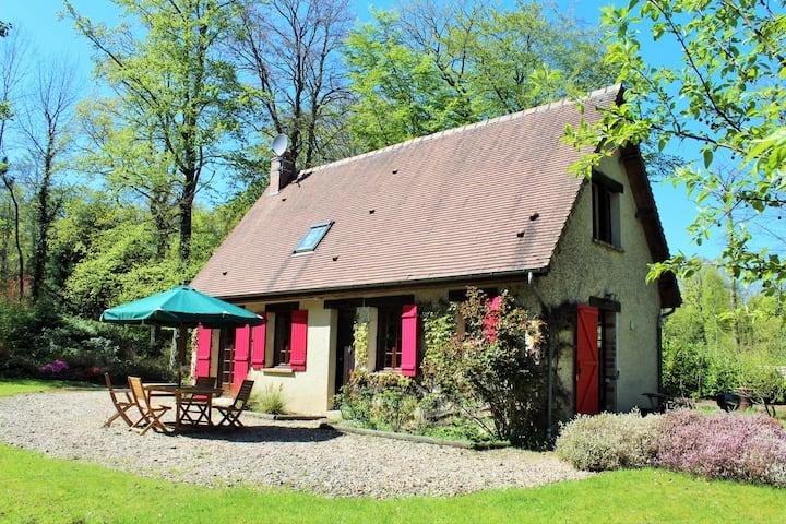 Joli maison  dans domaine sécurisé 15 mn Deauville