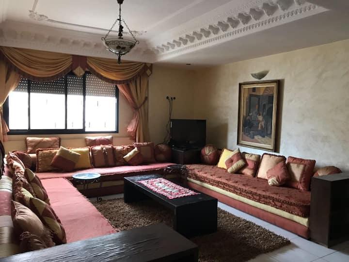 Appartement de vacance à Casablanca