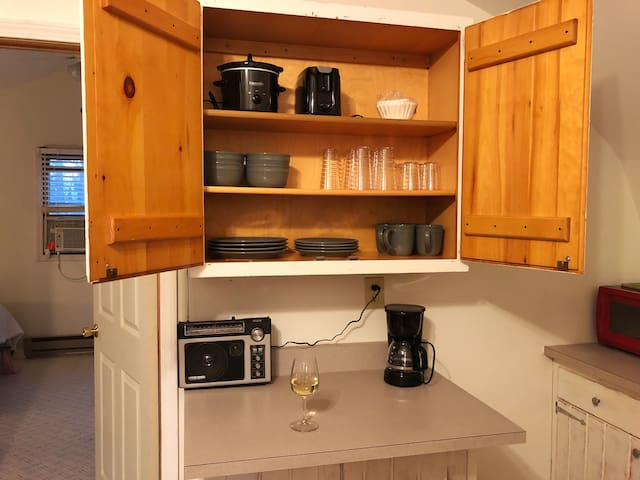 Amenities are included - linens,  dishware, cookware, hairdryer and complimentary toiletries included! Special requests? Please let us know!