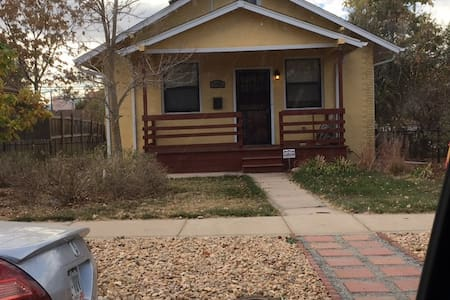 Bright 1bd/1ba  Basement in Clayton Bungalow! - Denver - Maison
