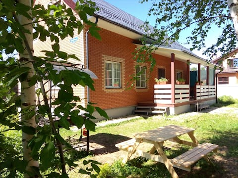 Zvenigorod cottage Sadovaya
