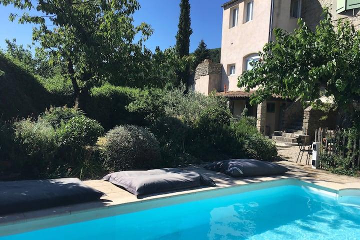 Weekend dans le Sud Ardéche, Gard