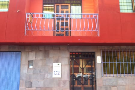 Mundo de Oz - Pisac ,Cusco - Písac - Sala sypialna