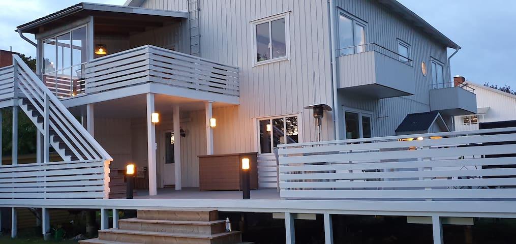 Nyrustad lägenhet 2rok. Balkong